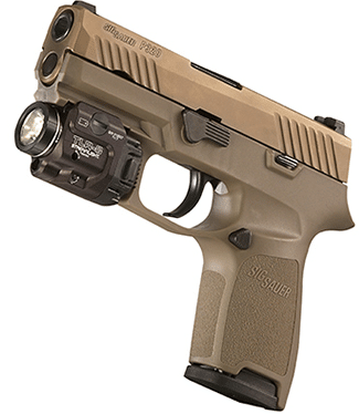 fde sig p320 with streamlight TLR8