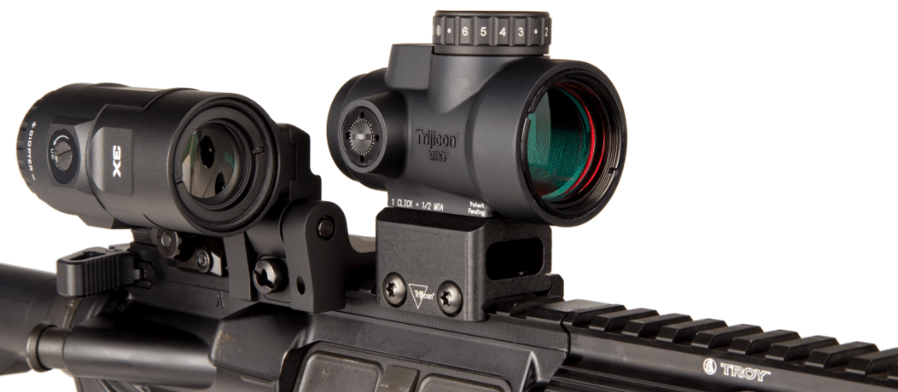 Trijicon MRO HD 3X combo new 2020