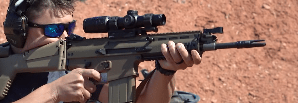 best scar 17 optics of choice