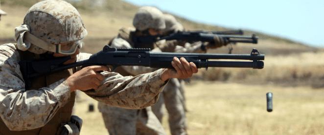 USMC-Benelli-m4-shotgun