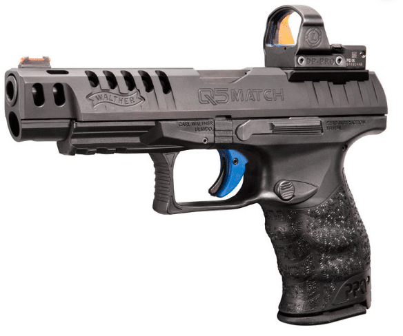 walther ppq q5 match with deltapoint pro