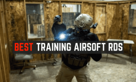 Best Airsoft Red Dot Sights – For Series CQB Force on Force Training