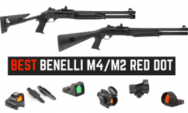 4 Best Red Dot For Benelli M4 & M2 Shotguns