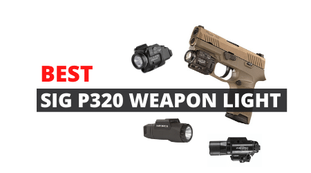5 Best Light For Sig P320 Full Size & Compact