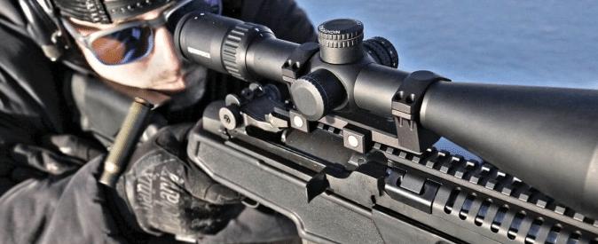 m1a shooting prone mid range