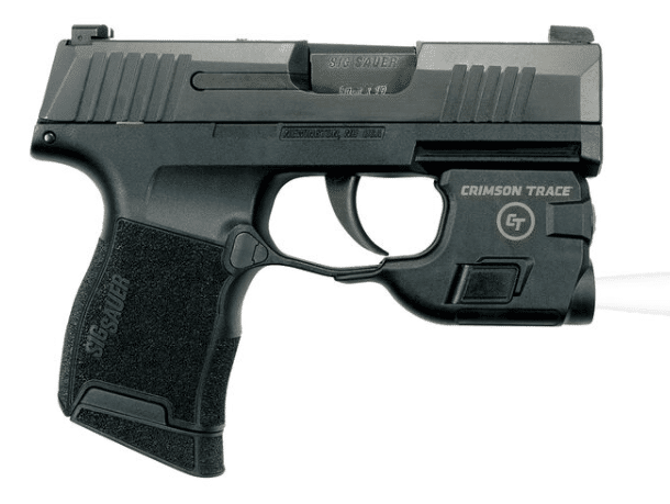 sig p365 with crimson trace