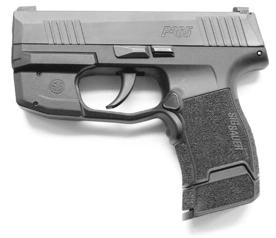 sig foxtrot365 pistol weapon light