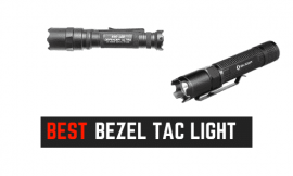 Best Tactical Flashlights with Strike Bezels