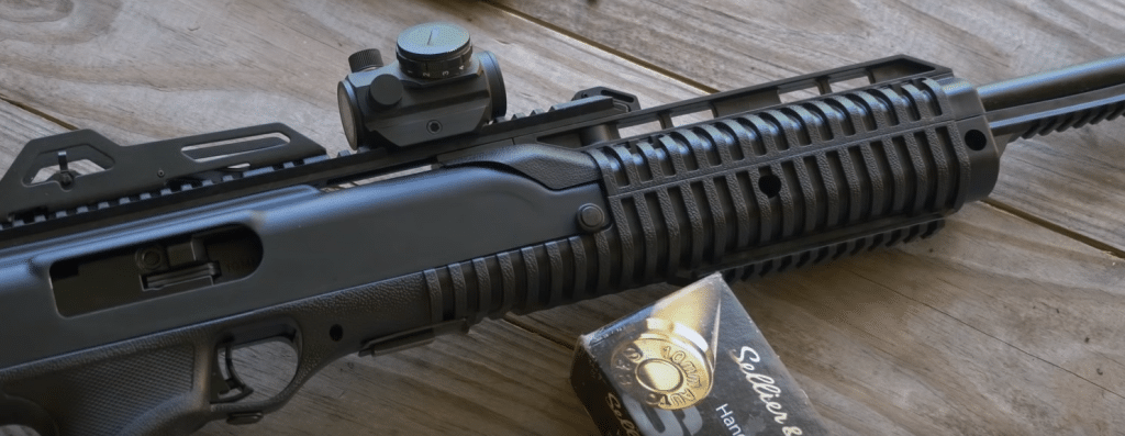 hi point pcc with bushnell trs 25