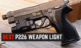 Best Tactical Light For Sig P226 [MK25]