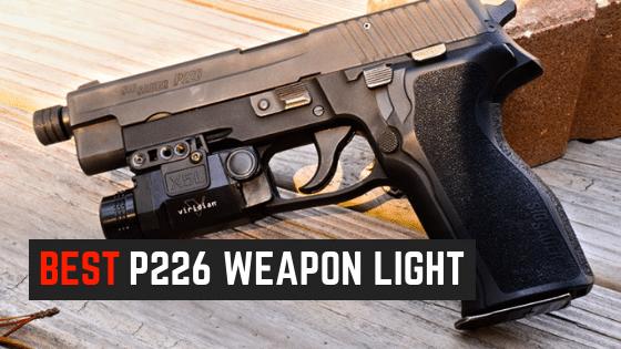 Best Tactical Light For Sig P226 [MK25]