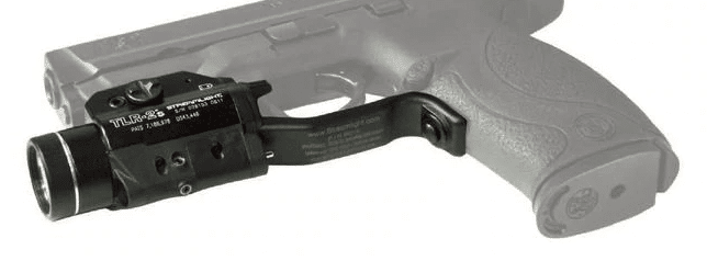 smith wesson m&p with streamlight tlr2