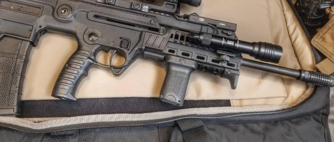 x95 streamlight protac weapon light