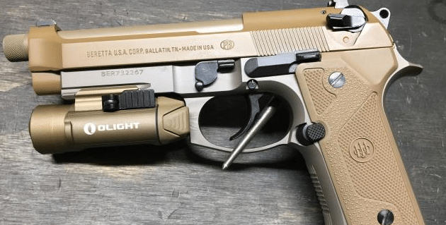 fde-m9a3-with-olight-PL
