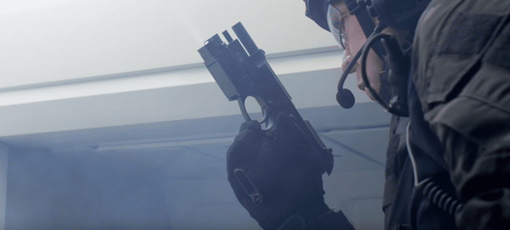 reloading m9a3 with Steiner weapon light