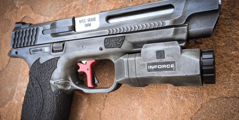 smith wesson m&p inforce apl