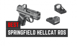 3 Best Red Dot Sights For Springfield Hellcat OSP