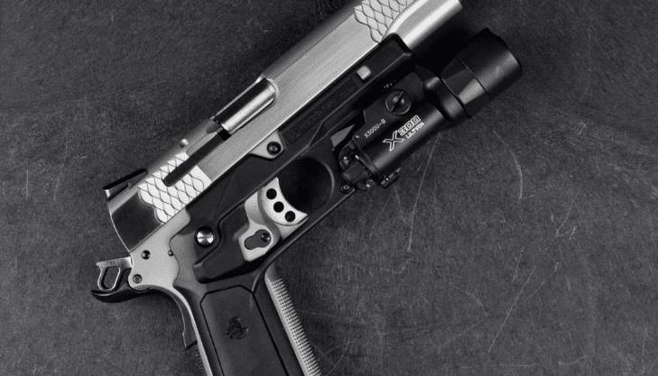 recover tactical cc3p grip