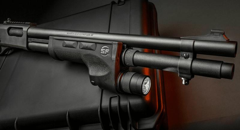 surefire dsf remington 870 forend