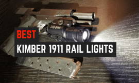 Best Tactical Flashlights For Kimber 1911 – Full Size & Compact