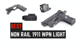 Best Non Rail 1911 Tactical Light