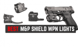 Best Tactical Light For M&P Shield 9/40