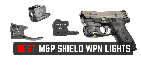 Read more about the article 3 Best Tactical Light For M&P Shield 9/40