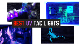 Best Tactical Lights With UV Mode