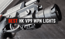 5 Best Weapon Lights For HK VP9 [Newer & Better For 2020]