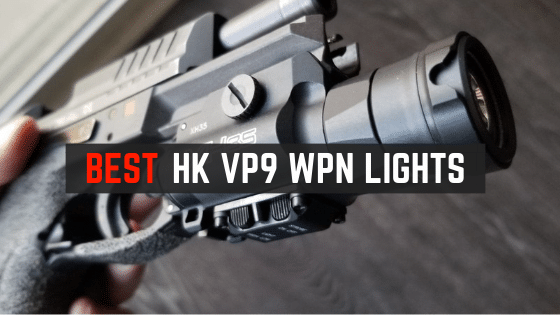 5 Best Weapon Lights For HK VP9 [Rock Solid Products]