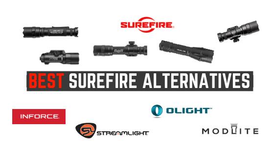 7 Best Surefire Alternatives – Better & More Affordable