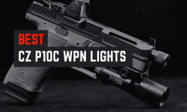 4 Best Weapon Lights For CZ P10C [Updated 2021]