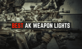Best Weapon Lights For AK 47 Style Rifles