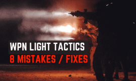 8 Weapon Mounted Light Tactics [Mistakes & Fixes]