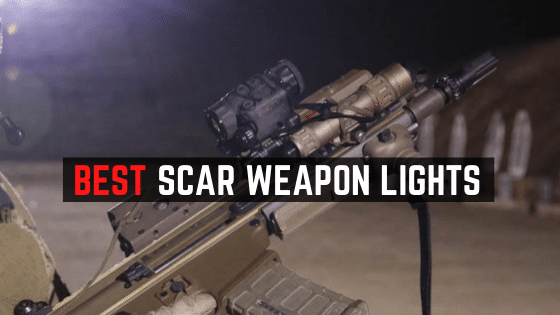 Read more about the article 3 Best Weapon Lights For SCAR 16 and 17