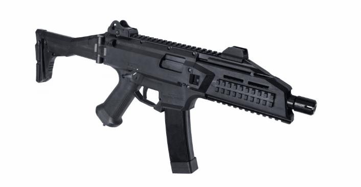 CZ Scorpion EVO 3 SBR