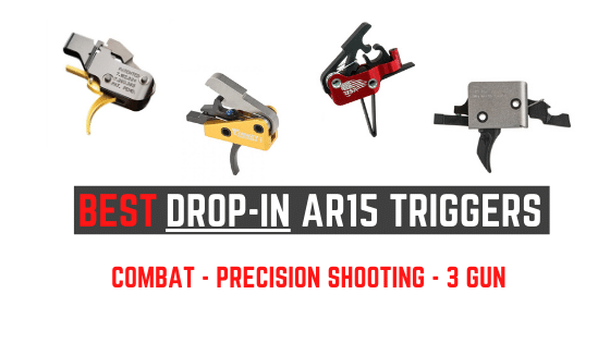 best ar15 triggers drop in