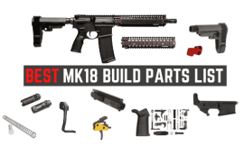 Best MK18 MOD 1 Clone Parts List [Complete]