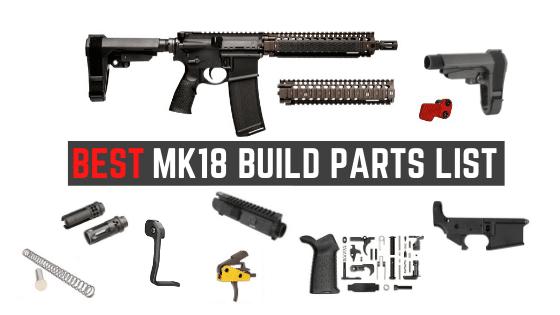 Best MK18 MOD 1 Clone Parts List [Complete]