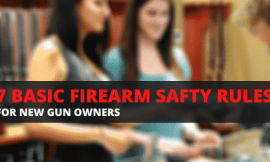 Firearm Safety For New Gun Owners 2020