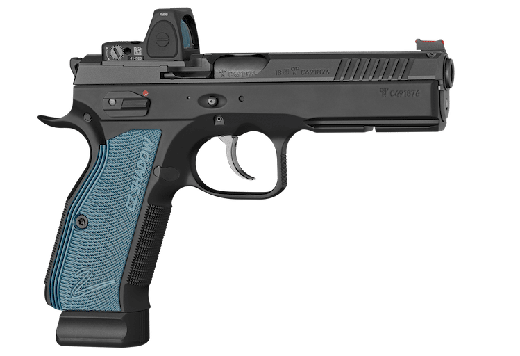 CZ Shadow 2 red dot sight