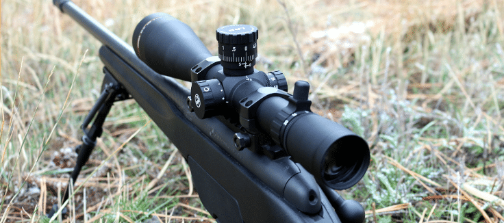 Leupold VX-3i LRP 6.5-20x50mm