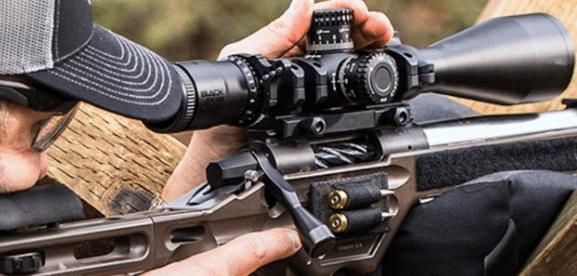 Nikon Black FX1000 6-24X50