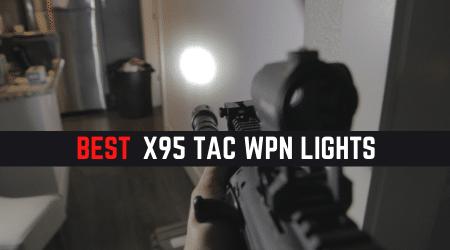 4 Best IWI Tavor X95 Weapon Lights