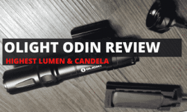 OLIGHT Odin Scout Weapon Light [Hands-On Review Guide]