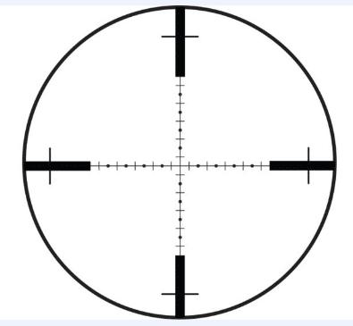 G2B Mil-Dot Reticle