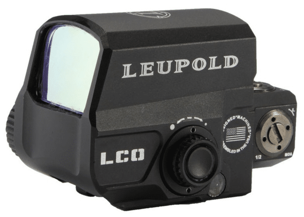 Leupold LCO red dot sight