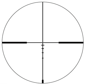 Vortex razor JM-1 BDC reticle