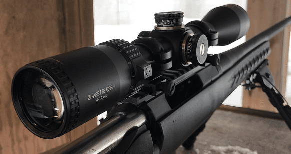 athlon optics neos 4-12x40 rifle scope