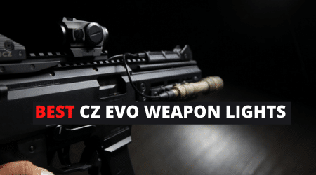 5 Best Weapon Lights For CZ Scorpion EVO 3 [Rock Solid Products]